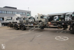 Samro box trailer TWIST-LOCK+BACHE AMOVIBLE(2011)+D' Hollandia 2000 kg