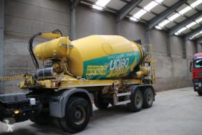 Reboque Liebherr BETON MIXER HTM 1004 ZA - 10 M³ betoneira / Misturador usado