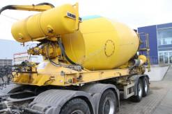 used concrete mixer trailer