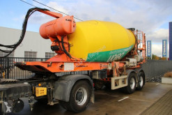 Concrete mixer concrete semi-trailer KARRENA BETON MIXER 10 M3