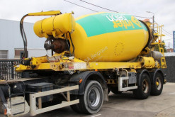De Buf concrete mixer trailer
