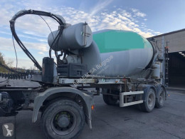 Concrete mixer concrete semi-trailer STETTER MIXER - 10 M³