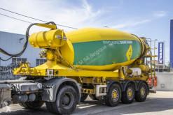 Liebherr MIXER HTM 1204ZA - 12M³ semi-trailer