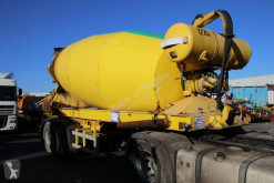 Liebherr - SF36BM - 12 M³ semi-trailer used concrete mixer concrete