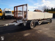 Samro dropside flatbed trailer