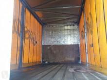 Thevenon tautliner trailer