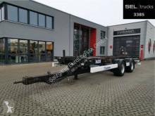 remorque Krone ZZ / Lafette /SAF Achsen / German