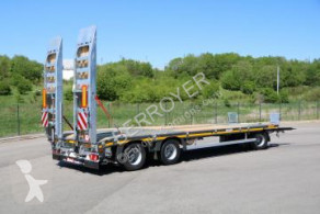 Remorque MAX Trailer Avant train porte engins neuve