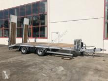 transport utilaje Möslein 21 t Tandemtieflader mit ABS, Luftgefedert