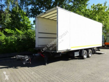Möslein Tandem Koffer Ladebordwand + Durchladbar trailer