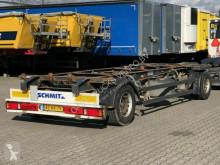 przyczepa Schmitz Cargobull BDF SCHAMEL AANHANGWAGEN / SAF-DISC