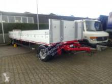 Schwarzmüller dropside flatbed trailer