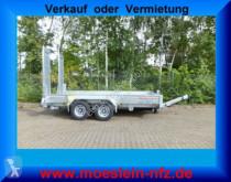 transport utilaje Möslein Tandemtieflader, Feuerverzinkt