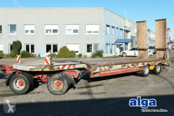 Müller-Mitteltal heavy equipment transport trailer T 40, Hydr.-Rampen, verbreiterbar, BPW