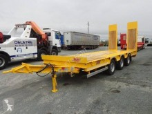 Castera heavy equipment transport trailer TPCB 25 Porte-engin 3 essieux Centraux