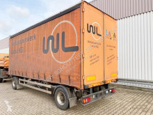 Tautliner trailer L 12 E L 12 E