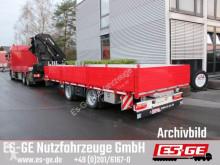 ES-GE Es-ge Tandemanhänger - Bordwände - CV Anhänger