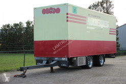 Fliegl TPS180 Bloemen Planten transport trailer used mono temperature refrigerated