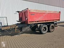 Meiller tipper trailer MZDA 18/21 MZDA 18/21, Alu-Bordwände, ca. 10m³