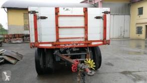 přívěs plošina bočnice použitý