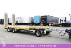 ремарке превоз на строителна техника Schwarzmüller