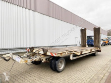 Goldhofer TU 2-10/80 TU 2-10/80, hydr. Rampen trailer used heavy equipment transport