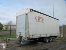 Fliegl Tandem TPS 118 Gardine, Schiebeverd, Portaltüren trailer