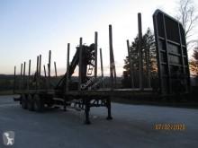 reboque transporte de madeira REM
