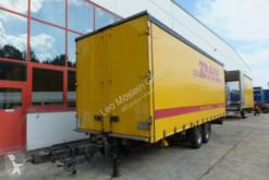 nc Tandem Planenanhänger, Durchladbar trailer