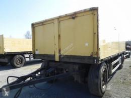 Renders dropside flatbed trailer Pritschenanhänger