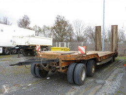 Mueller heavy equipment transport trailer