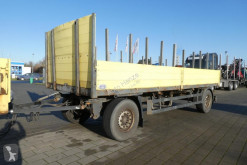 Dropside flatbed trailer Haser
