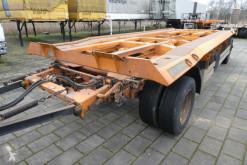 Nc Containeranhänger Fz aus Kommunalbesitz outro reboque usado