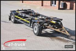 remolque Schmitz Cargobull AWF 18, BDF Standard, 1 Vorbesitzer