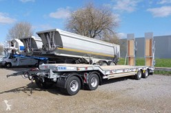 Müller-Mitteltal heavy equipment transport trailer T4 - PROFI 40.0