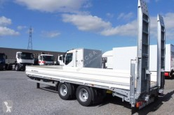 Müller-Mitteltal heavy equipment transport trailer ETUE-TA-R-14,4