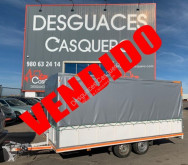 CASTELLANO RL750 trailer used tarp