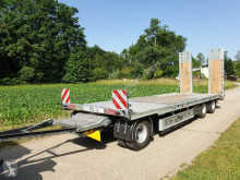 Fliegl DTS 300 P trailer used