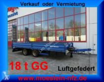 remorca Müller-Mitteltal 18 t GG Tandemtieflader