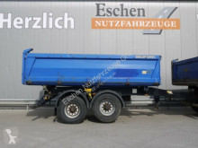 Meiller MZDA 18/21, 11 m³, Liftachse trailer