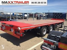 Lecitrailer straw carrier flatbed trailer
