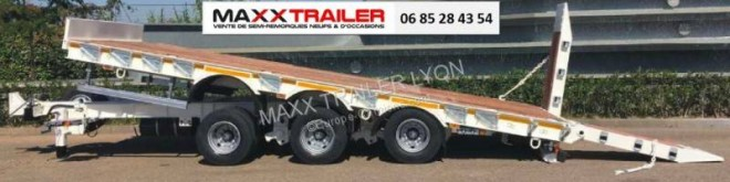 Lecitrailer trailer new heavy equipment transport