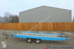 WM Meyer WM EG-KHL 3000 ALU + Hydraulik + Seilwinde 1. Hd trailer used car carrier
