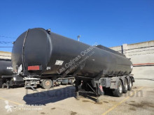 Caldal CSA 32 trailer used gas tanker