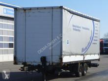 Reboque Wagner Deiningen WTPL 10to *Bordwände*BPW-Achsen* caixa aberta com lona usado