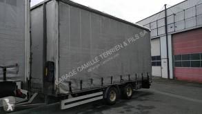 remorque Lecitrailer 2 essieux centraux