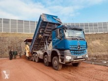 Mercedes tipper trailer