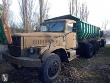 Kraz 6x4 trailer used tipper
