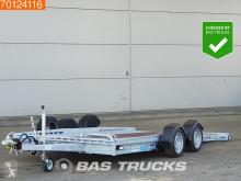 Tohaco autotransporter Luchtgeveerd 2700KG laadvermogen trailer new flatbed