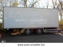 Chereau refrigerated trailer Tiefkühler/Ladebordwand
